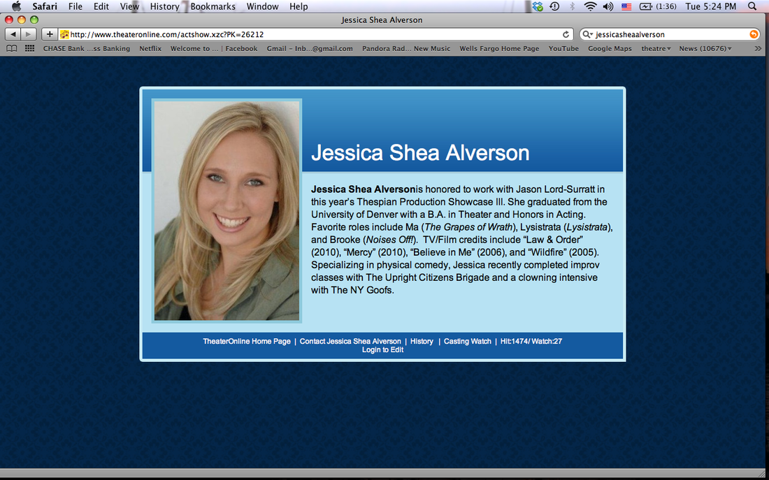 jessica shea alverson measurements